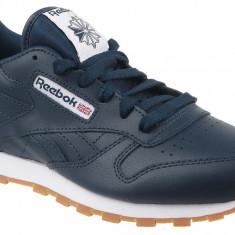 Pantofi sport Reebok Classic Lth AR1312 pentru Copii, 34.5, 35, 36, 36.5, 37, 38, Albastru
