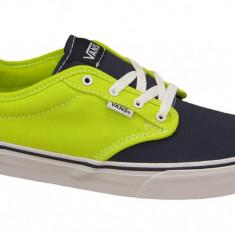 Pantofi sport Vans Atwood Canvas V3Z9IMK pentru Copii, 37, Verde