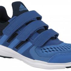 Pantofi sport Adidas Hyperfast 2.0 CF K AF4495 pentru Copii, 28 - 30, Albastru