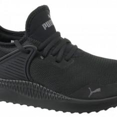 Pantofi sport Puma Pacer Next Cage Jr 366423-01 pentru Copii, 37.5, 38, 38.5, 39, Negru