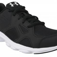 Pantofi alergare Under Armour BGS Pace RN 1272292-001 pentru Copii, 38.5, 40, Negru