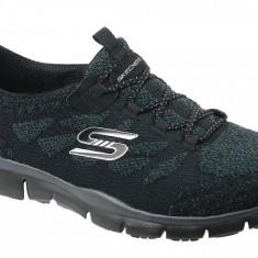 Pantofi sport Skechers Gratis 22758-BBK pentru Femei