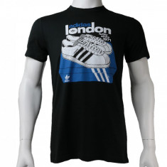 Cumpara ieftin Tricou adidas G London Tee X42101 pentru Barbati