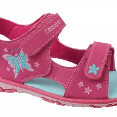Sandale sport Kappa Blossom K 260593K-2266 pentru Copii, 32, 34, 35, Roz