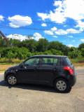 Suzuki Swift Negru (2009) - primul proprietar!, Benzina, Cabrio