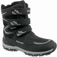 Pantofi de iarna Kappa Great Tex K 260558K-1115 pentru Copii, 29, Negru