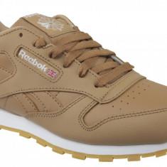 Pantofi sport Reebok Classic Leather CN5610 pentru Copii, 35, 36, 36.5, 37, 38, Maro