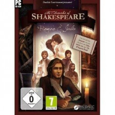 The Chronicles of Shakespeare Romeo & Juliet PC