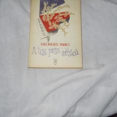 Georges Tabet - A trai prin muzica -Editura Muzicala, 1989, Alta editura