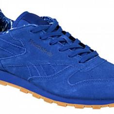 Pantofi sport Reebok Classic Leather TDC BD5052 pentru Copii, 34.5, 35, 36, 36.5, 37, 38, Albastru