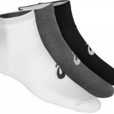 Șosete Asics 3PPK Quarter Sock 155205-0701 pentru Unisex, Negru