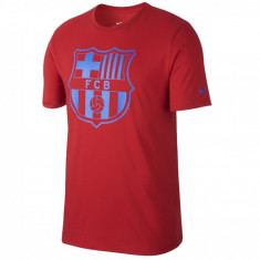 Tricou Nike FC Barcelona Crest Tee 832717-687 pentru Barbati