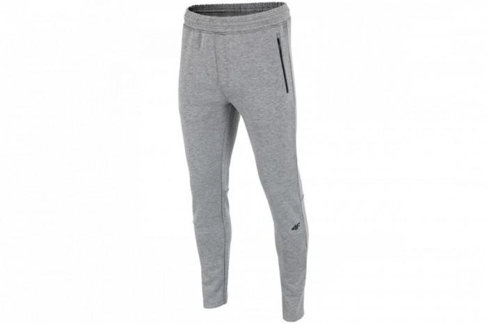 Pantaloni 4F Men's Pants H4Z17-SPMD003GREY pentru Barbati