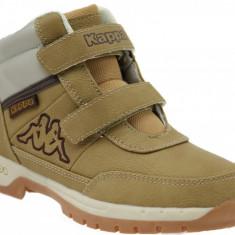 Pantofi de iarna Kappa Bright Mid Fur K 260329K-4143 pentru Copii, 34, 35, Bej