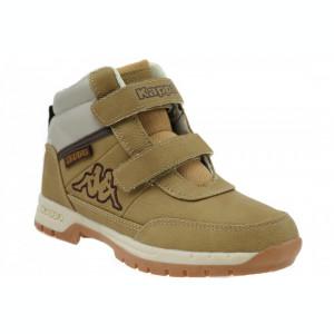 Pantofi de iarna Kappa Bright Mid Fur K 260329K-4143 pentru Copii