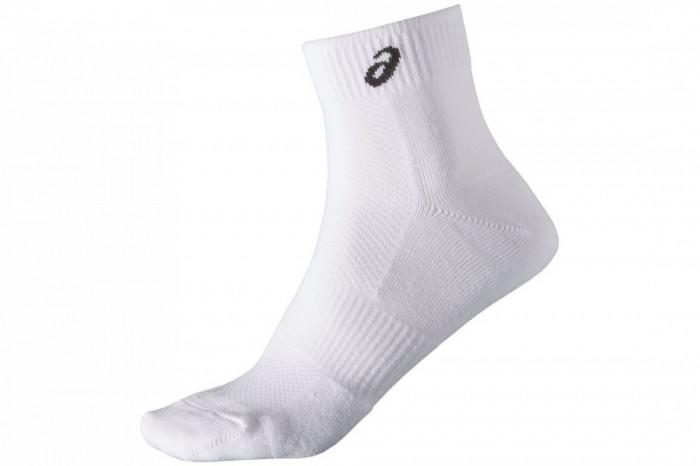 Șosete Asics 2PPK Quarter Sock 132072-0001 pentru Unisex