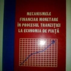 MECANISMELE FINANCIAR MONETARE IN PROCESUL TRANZITIEI LA ECONOMIA DE PIATA, Alta editura, 1999