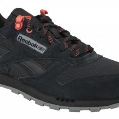 Pantofi sport Reebok Classic Leather CN4705 pentru Copii, 35, 36, 36.5, 37, 38, Negru