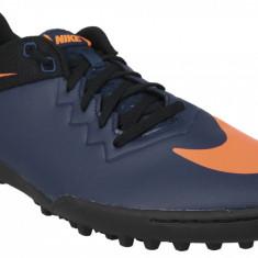 Cizme de fotbal gazon Nike Hypervenom Pro TF 749904-480 pentru Barbati, 42, 42.5, 43, 44, 44.5, 45, 47, Albastru