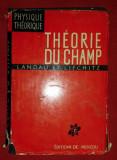 Cumpara ieftin Landau et Lifchitz - Theorie du champ