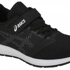 Pantofi alergare Asics Patriot 10 PS 1014A026-001 pentru Copii, 28.5, Negru