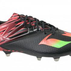 Cizme de fotbal adidas Messi 15.2 FG AF4658 pentru Barbati, 42, 42 2/3, 45 1/3, Negru