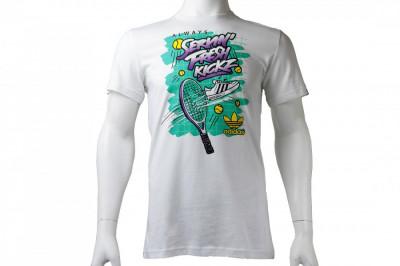 Tricou Adidas Video Game Tee Z36494 pentru Barbati foto