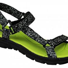 Sandale sport Skechers Supreme Radion Sandals 92218L-BKGY pentru Copii, 35, 36, 39.5, Negru