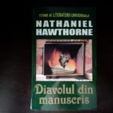 Diavolul din manuscris-Nathaniel Hawthorne