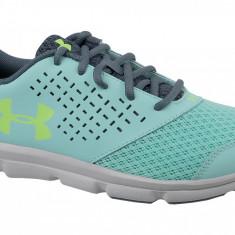 Pantofi alergare UA GGS Micro G Rave RN 1285435-942 pentru Copii, 35.5, 40, Gri, Under Armour