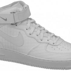 Pantofi sport Nike Air Force 1 Mid' 07 LV8 804609-100 pentru Barbati, 44, 44.5, 45, 46, Alb