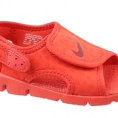 Sandale sport Nike Sunray Adjust 4 TD 386519-603 pentru Copii, 26, Rosu