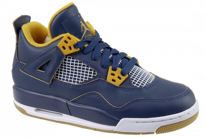 Pantofi sport Jordan 4 Retro BG 408452-425 pentru Copii