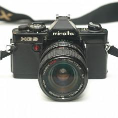 Minolta XG9 - cu obiectiv 28-70mm 1:3.9-4.8