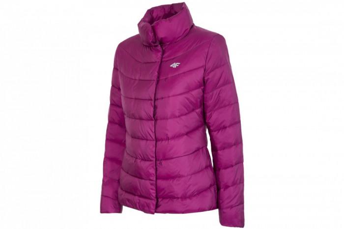 Jacheta sport 4F Women's Jacket H4Z17-KUD009PURPLE pentru Femei