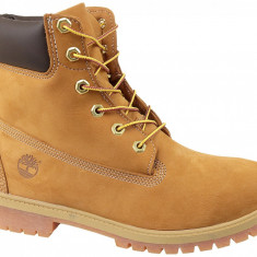 Trekking pantofi Timberland 6 In Premium WP Boot Jr 12909 pentru Copii, 35.5, 36, 37, 39, 39.5, 40, Galben