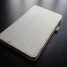 Husa Tableta Galaxy Tab 4 SM - T230 SM - T235, 7.0 inch, Alba   TAB358