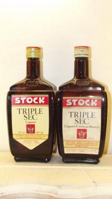 2 STILCE STOCK TRIESTE Triple Sec, curacaoBIANCO foto