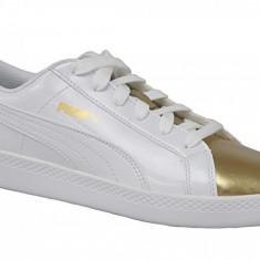 Pantofi sport Puma Smash Wns 363611-01 pentru Femei, 37, 37.5, 38, 38.5, 40, Alb