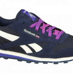 Pantofi sport Reebok Classic Leather AR2041 pentru Copii, 35, 36, 36.5, 38.5, Albastru