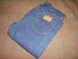WRANGLER made in USA/noi,originali, clasici,drepti, absolut noi/nepurtati/Jeansi