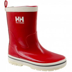 Cizme de cauciuc Helly Hansen Midsund 10862-162 pentru Copii, 28, 29, 32 - 34, Alb