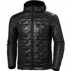 Jacheta sport Helly Hansen Lifaloft Hood Insulator Jacket 65604-990 pentru Barbati
