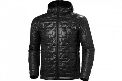 Jacheta sport Helly Hansen Lifaloft Hood Insulator Jacket 65604-990 pentru Barbati foto