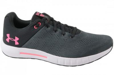 Pantofi alergare Under Armour W Micro G Pursuit 3000101-001 pentru Femei foto