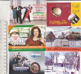 Bnk cld Lot 25 calendare romanesti diferite