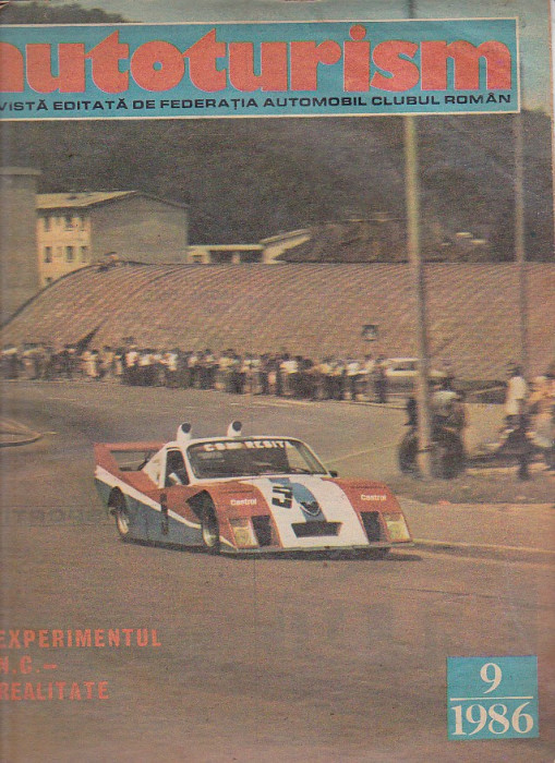 bnk rev Revista Autoturism 1986-1987- 1988 - 20 reviste