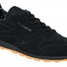 Pantofi sport Reebok Classic Leather TDC BD5049 pentru Copii, 34.5, 35, 36, 36.5, 37, Negru
