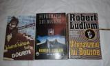 ROBERT LUDLUM-IDENTITATEA LUI BOURNE+SUPREMATIA LUI BOURNE+ULTIMATUMUL LUI BOURN