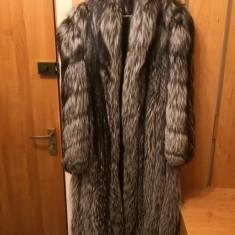 Haina vulpe argintie Saga Fox Royal
